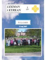 Lekman i Kyrkan 2007-02