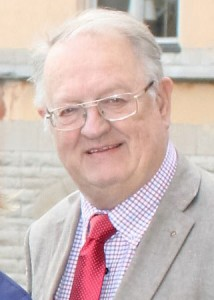 Anders Boström Förste vice förbundsordförande