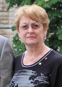 Gerd Holmström Andre vice förbundsordförande