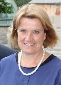 Marie Nederman Förbundssekreterare